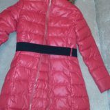 Зимнее пальто р-р 134-140. Фото 4. Подольск.