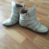 Ботинки женские. Фото 1.