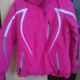 Зимняя горнолыжная куртка. Фото 1. Нижний Тагил.