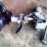 Рулевая колонка с электромотором kia sportage. Фото 3.