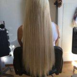 Качественное наращивание волос. Фото 1.