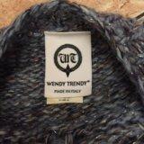 Шикарный теплый итальянский свитер. Фото 3.