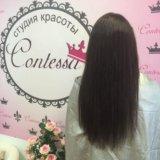 Качественное наращивание волос. Фото 2.