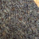 Шикарный теплый итальянский свитер. Фото 4.