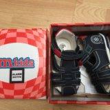 Mkids туфли открытые новые. Фото 1.