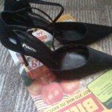 Женкие туфли (новые)38. Фото 4.