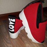 Обувь на платформе. Фото 3.