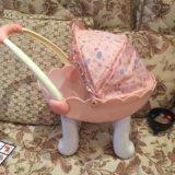 Коляска для кукол baby anabel. Фото 4.