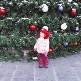 Шикарная шапочка для девочки. Фото 2. Москва.
