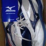 Кроссовки волейбольные мизуно. Фото 1.
