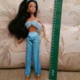 Кукла-диснеевская жасмин. Фото 4.