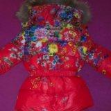 Зимний костюм р.110-116. Фото 2.