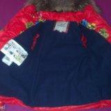 Зимний костюм р.110-116. Фото 3.