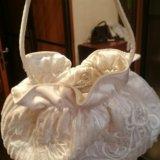 Дизайнерское свадебное платье. Фото 2. Москва.