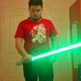 Световой меч люка скайуокера. Фото 2. Набережные Челны.