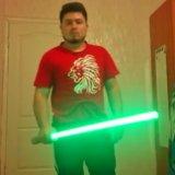 Световой меч люка скайуокера. Фото 3. Набережные Челны.