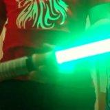 Световой меч люка скайуокера. Фото 4. Набережные Челны.