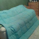 Двуспальное пуховое одеяло. Фото 1.