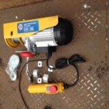 Тельфер электрический калибр этф-500. Фото 3.