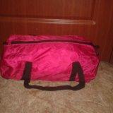 Спортивная сумка. Фото 2. Магнитогорск.