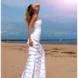 Свадебное платье. Фото 2. Липецк.
