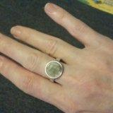 Серебряное кольцо морган. Фото 1.