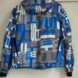 Куртка утепленная для мальчика размер указан 38(s). Фото 2.