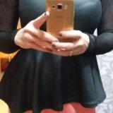 Блуза с баской. Фото 2. Тюмень.
