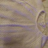 Объемный свитер. Фото 1.