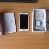 Новый iphone 6 16gb gold. Фото 4.