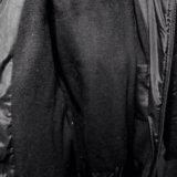 Пальтое зимнее черное. Фото 3. Москва.