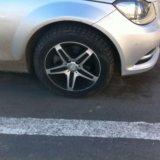 Колеса mercedes-benz. Фото 1. Тюмень.