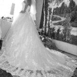 Шикарное свадебное платье. Фото 1. Новотроицк.