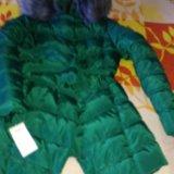 Модная зимняя куртка. Фото 2.
