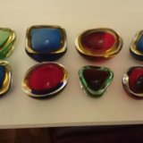 Вазы для декора мурановское стекло. Фото 3.