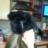 Норковая шапка. Фото 3. Саратов.