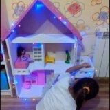 Кукольный домик,для маленькой принцессы. Фото 1.