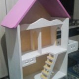 Кукольный домик,для маленькой принцессы. Фото 3.