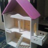 Кукольный домик,для маленькой принцессы. Фото 4.