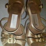 Туфли для занятий бальными танцами. Фото 2.