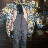 Детский зимний костюм. Фото 3.