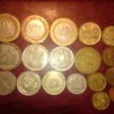 Монеты разных стран арабского мира. Фото 1. Санкт-Петербург.