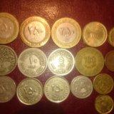 Монеты разных стран арабского мира. Фото 2. Санкт-Петербург.