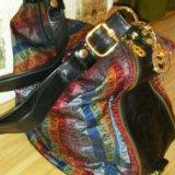 Сумка рюкзак. marino orlandi. Фото 3.