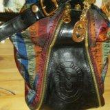 Сумка рюкзак. marino orlandi. Фото 4.