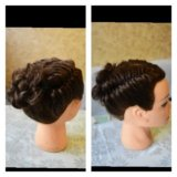 Плетение кос, косы. Фото 3.