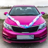 Свадебное авто с уникальным цветом!. Фото 2. Дубна.