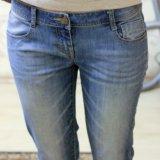 Голубые джинсы. Фото 2.