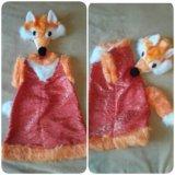 Новогодний костюм лиса(прокат). Фото 2.