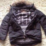 Куртка зимняя д/м размер 146 keentukey. Фото 2.